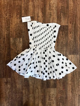 Load image into Gallery viewer, Vintage Polka Dot Dress - Small