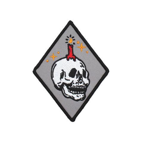 Knowledge Skull Patch