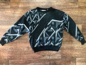 Vintage Playback Sweater - Medium