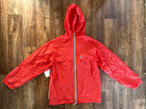 Vintage Kway Rain Coat - Medium