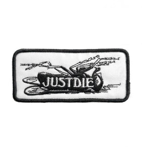 BLC Patches - BLC Patches 'Just Die - Fly' Patch - Patches & Pins - Stock & Supply Stores
