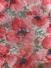 Load image into Gallery viewer, Vintage Floral Dress - Size 8/10