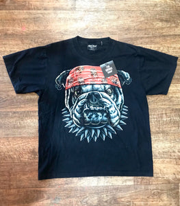 Vintage Tuff Dog Tee - Large