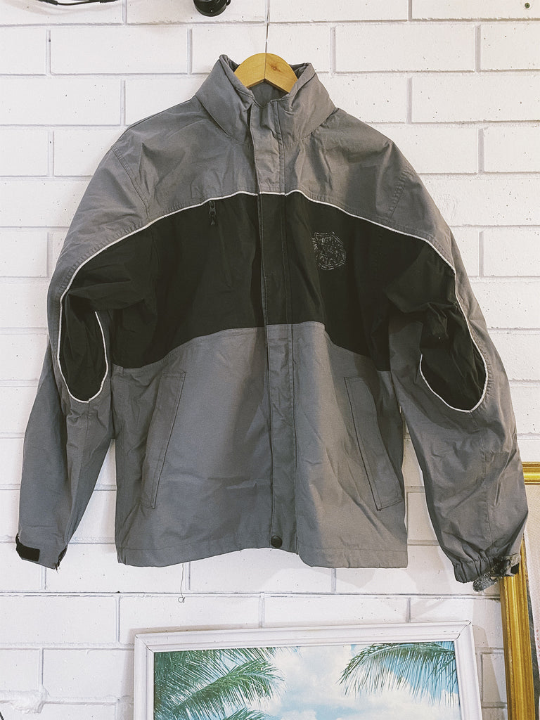 Vintage / Preloved Harley Waterproof Riding Jacket - Medium
