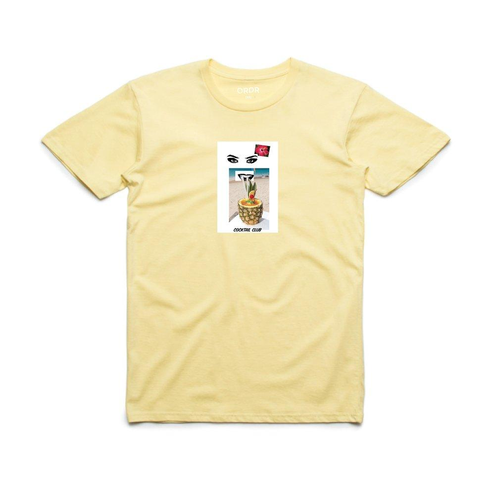 Ordr Co 'Cocktail Club - Lemon' Tee