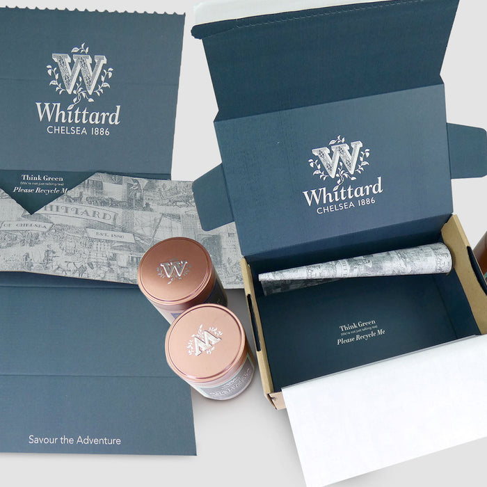 Can Packaging Save £200k, the Environment & Boost Customer Satisfaction!? Whittard of Chelsea