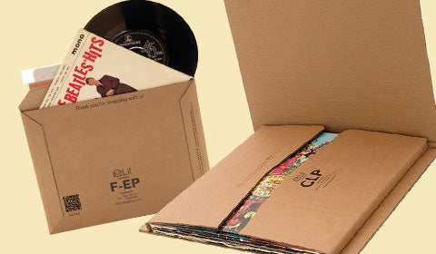 vinyl record packaging - strongest mailers for shipping vinyl records safely