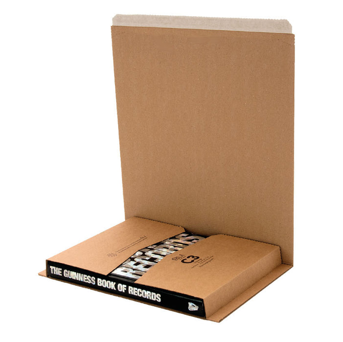C3 Bukwrap Book Packaging