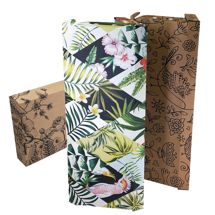 Lil Flowers Letterbox Packaging