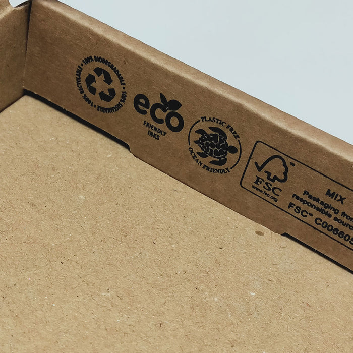 little cardboard boxes - eco friendly, plastic free packaging for jewellery, etsy sellers and more