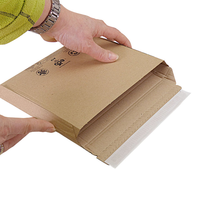 Cardboard DVD Envelopes 235 x 176 mm (Lil A1)
