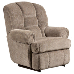 Big and Tall 350 lb. Capacity Gazette Pewter Microfiber Recliner