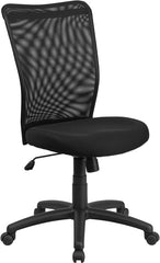 High Back Black Mesh Executive Ergonomic Swivel Office Chair