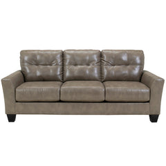 Benchcraft Paulie Sofa in Quarry DuraBlend
