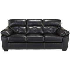 Benchcraft Bastrop Sofa in Midnight DuraBlend