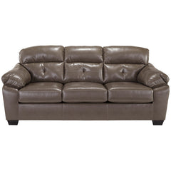 Benchcraft Bastrop Sofa in Steel DuraBlend