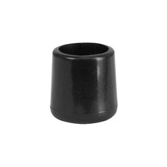 Black Replacement Foot Cap for Plastic Folding Chairs