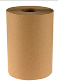 Hardwound Roll Paper Towels (Brown)