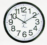 "12"" Wall Clock Battery Operated"