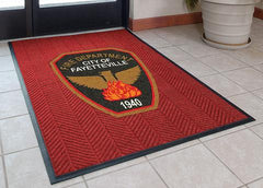 SCHOOL LOGO FLOOR MATS starting at $159 and up