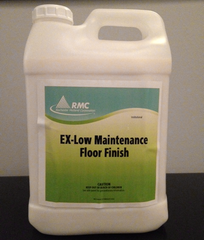 Ex-Low Maintenance Floor Finish