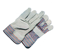 Men's Leather Palm Gloves, Gunn Cut