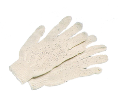 Men's String Knit Gloves
