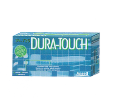 Dura-Touch Economy Powder-Free Vinyl Gloves