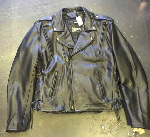 VINTAGE LEGACY RIDING LEATHER JACKET by X element