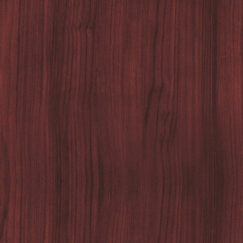 Mahogany surface finish