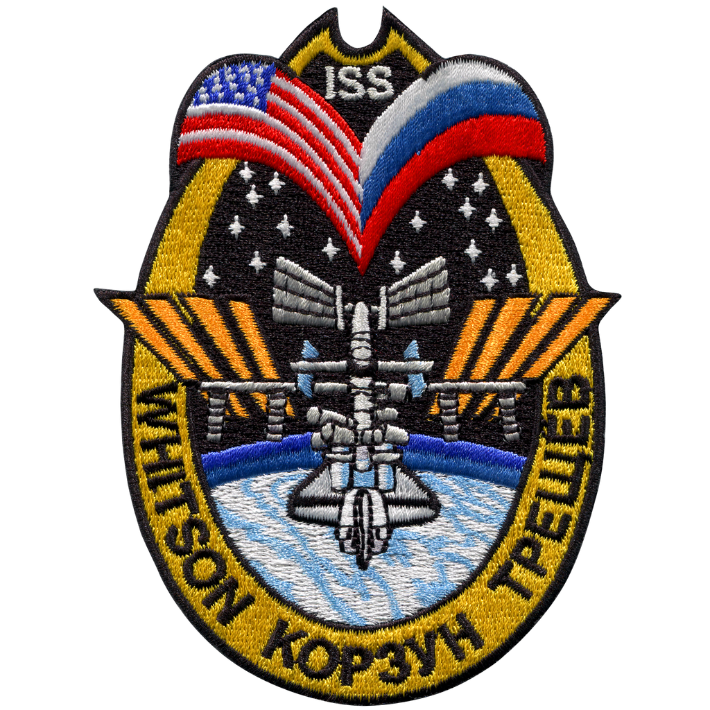 Expedition 5 - Space Patches