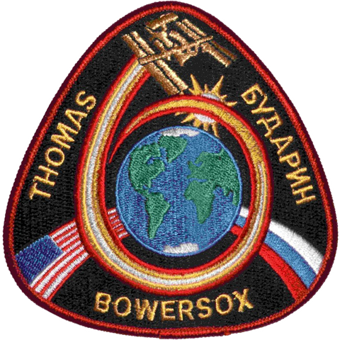 Expedition 6 Crew Change