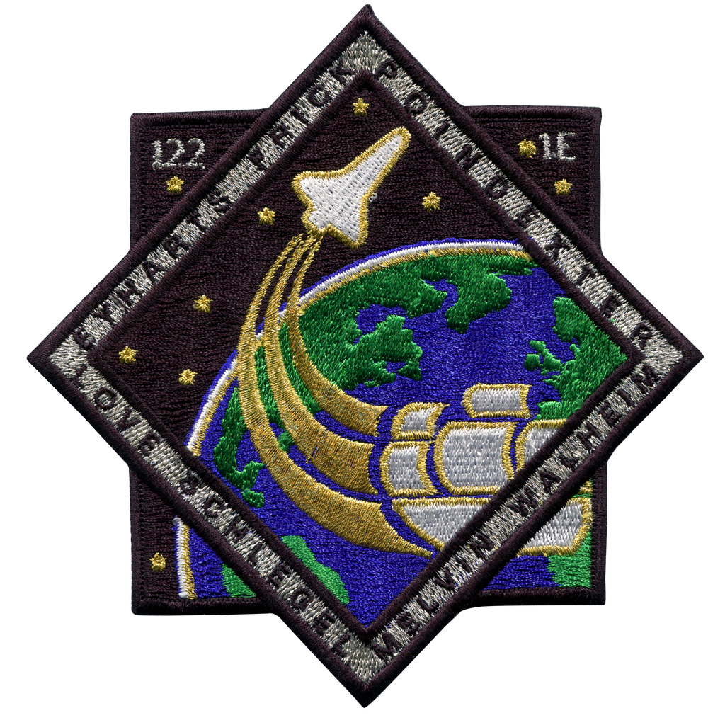 STS-122 - Space Patches
