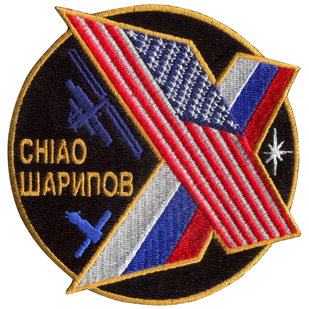 Expedition 10 - Space Patches