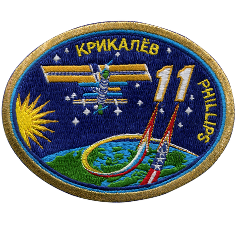 Expedition 11