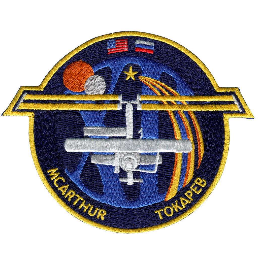 Expedition 12 - Space Patches