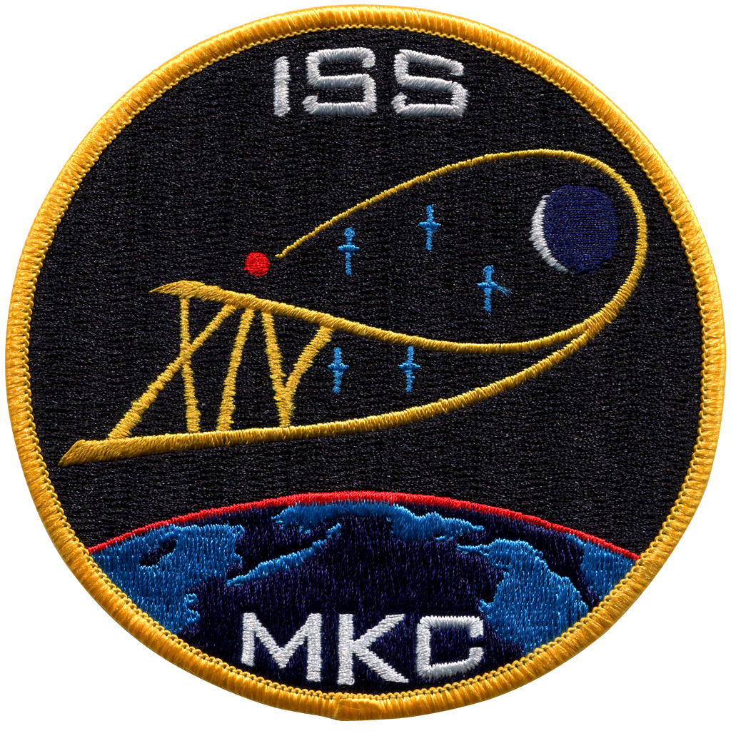 Expedition 14 - Space Patches
