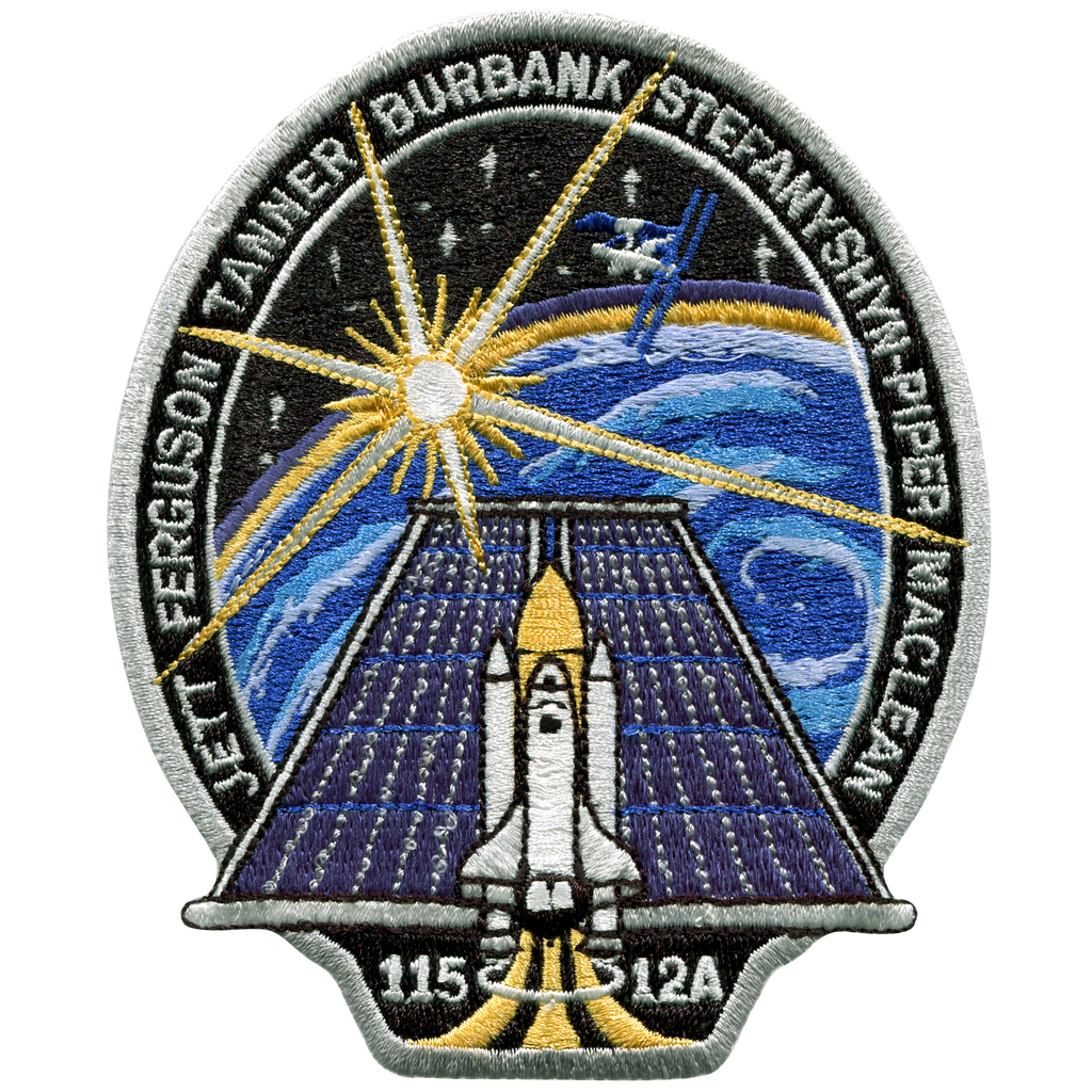 STS-115 - Space Patches
