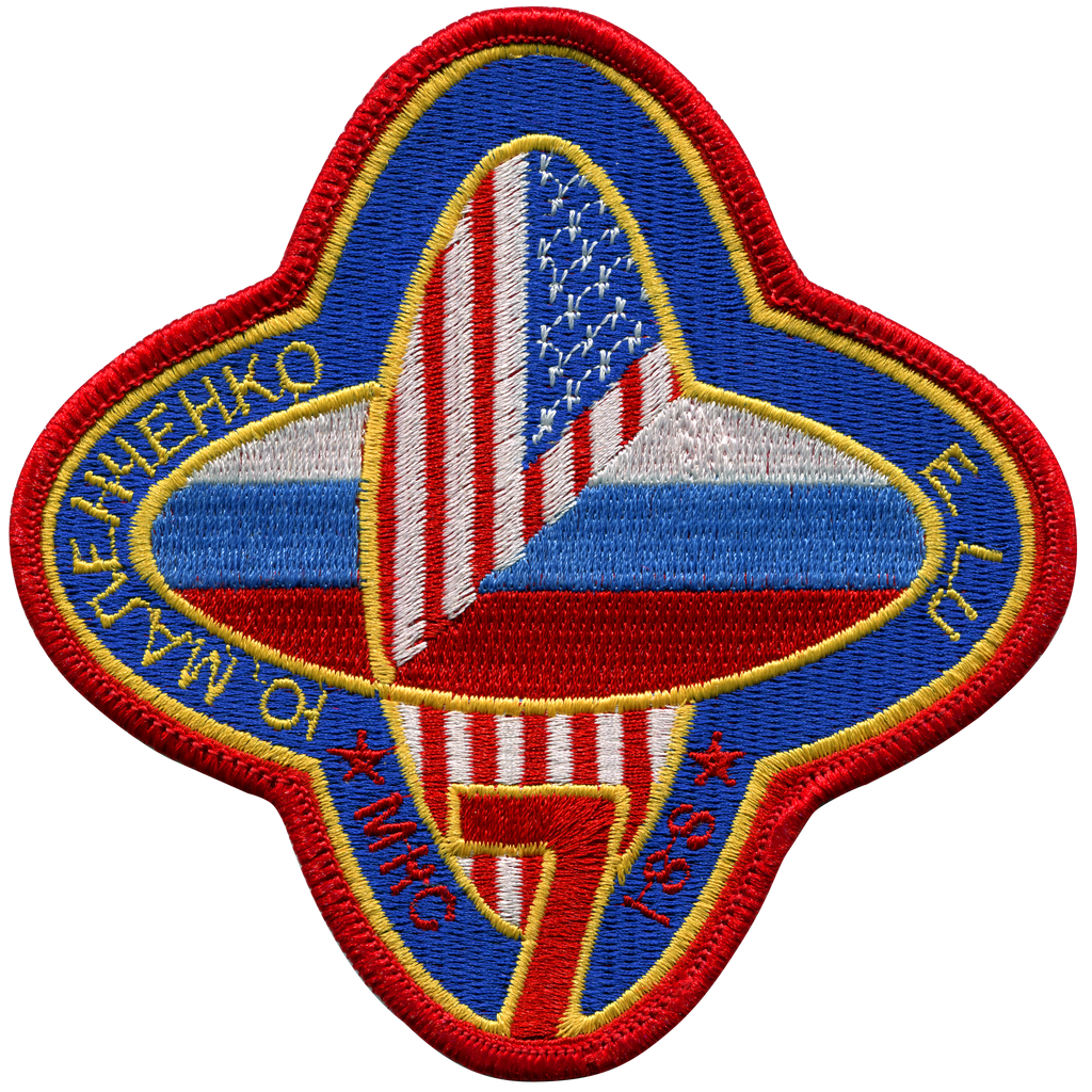 Expedition 7 - Space Patches
