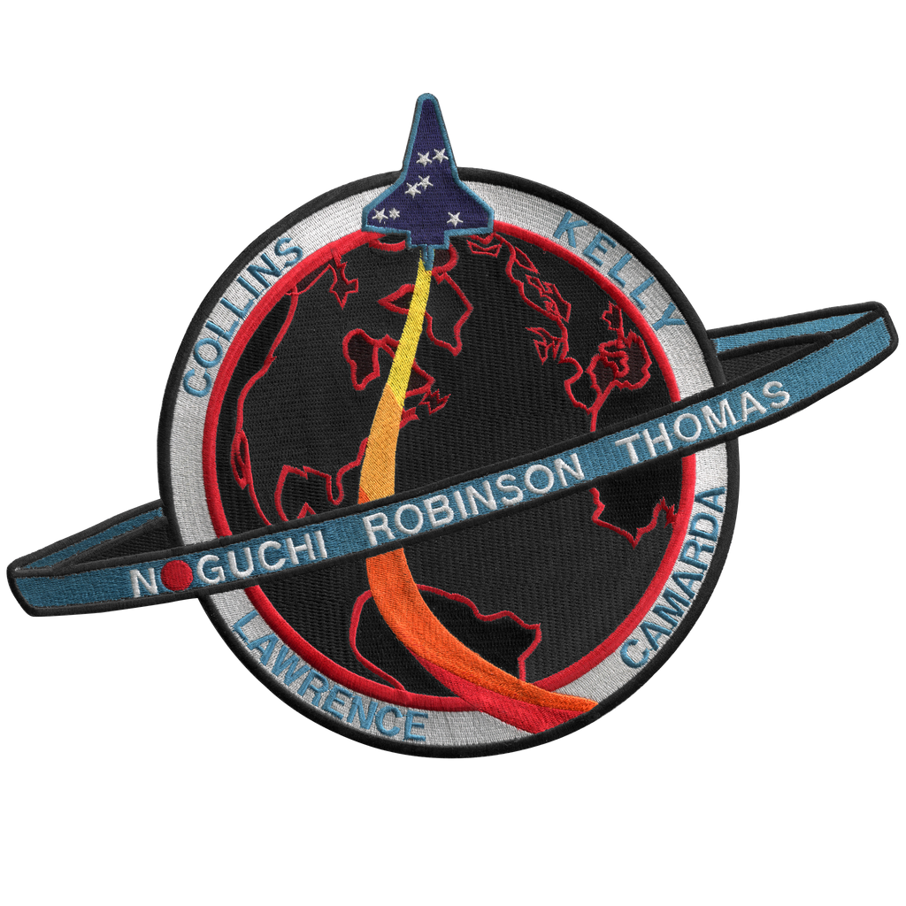 STS-114 Back-Patch - Space Patches
