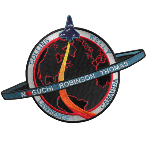 STS-114 Back-Patch