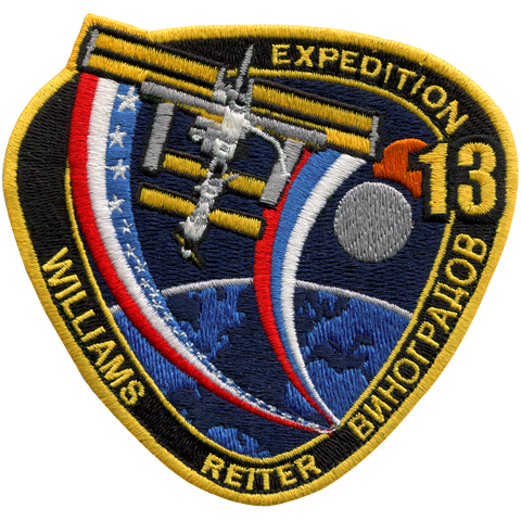 Expedition 13