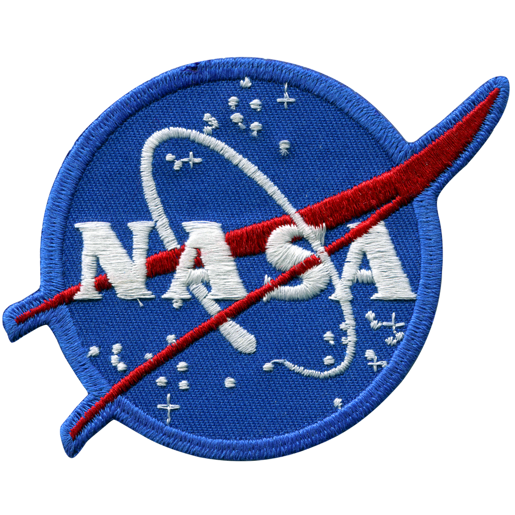 NASA Vector (Official Size) - Space Patches