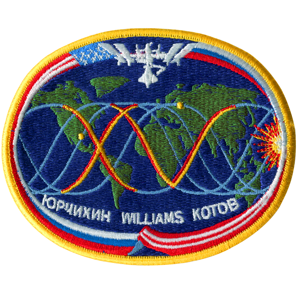 Expedition 15 (First Crew) - Space Patches