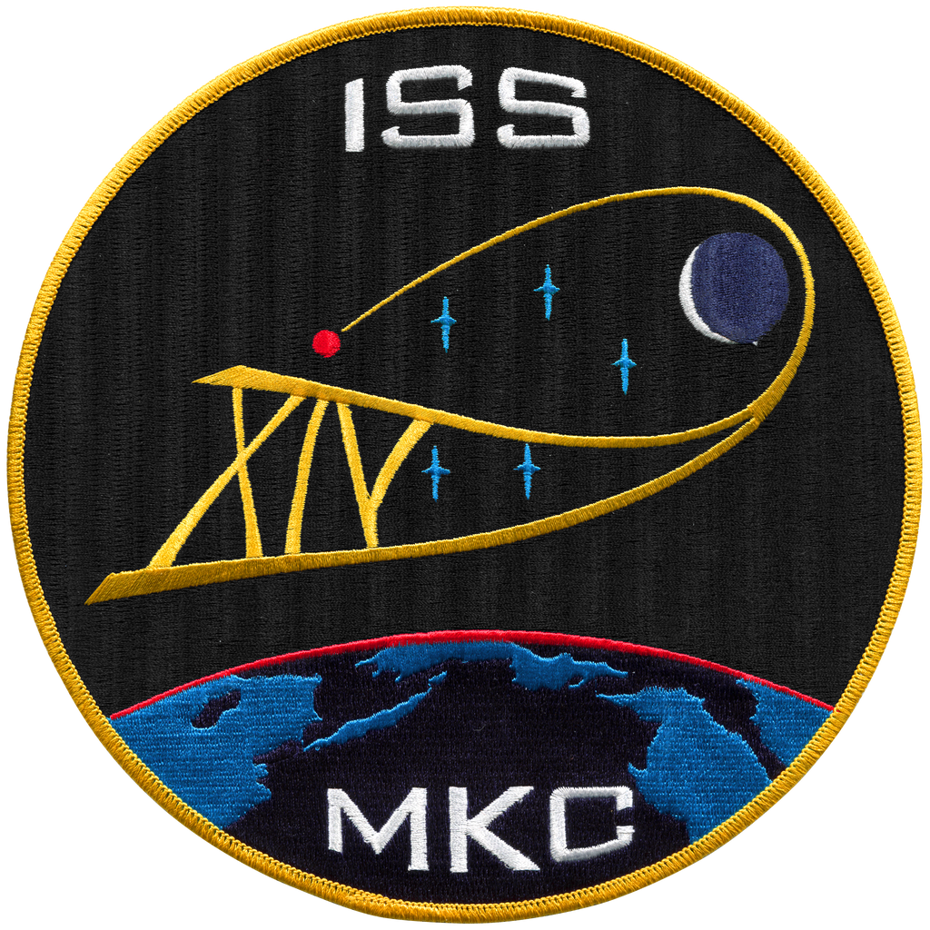 Expedition 14 Back-Patch
