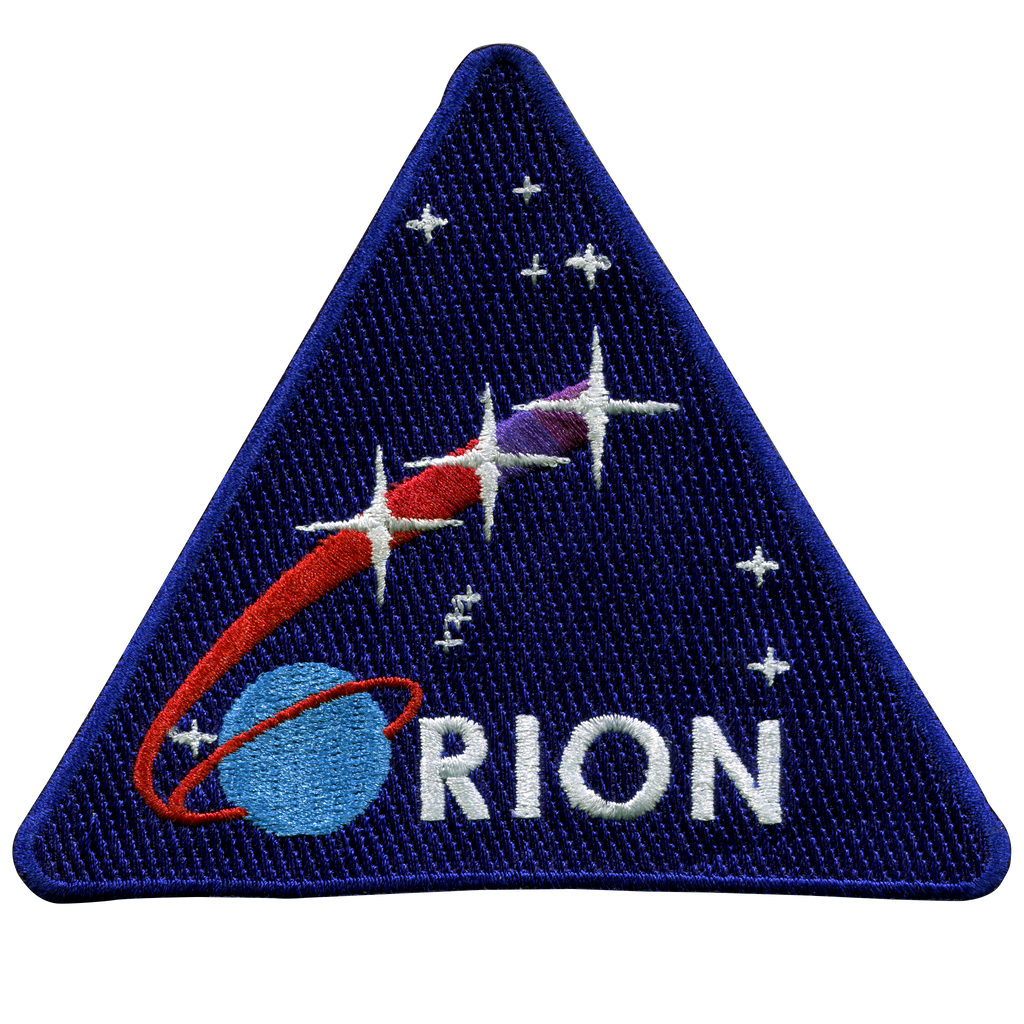 Orion - Space Patches