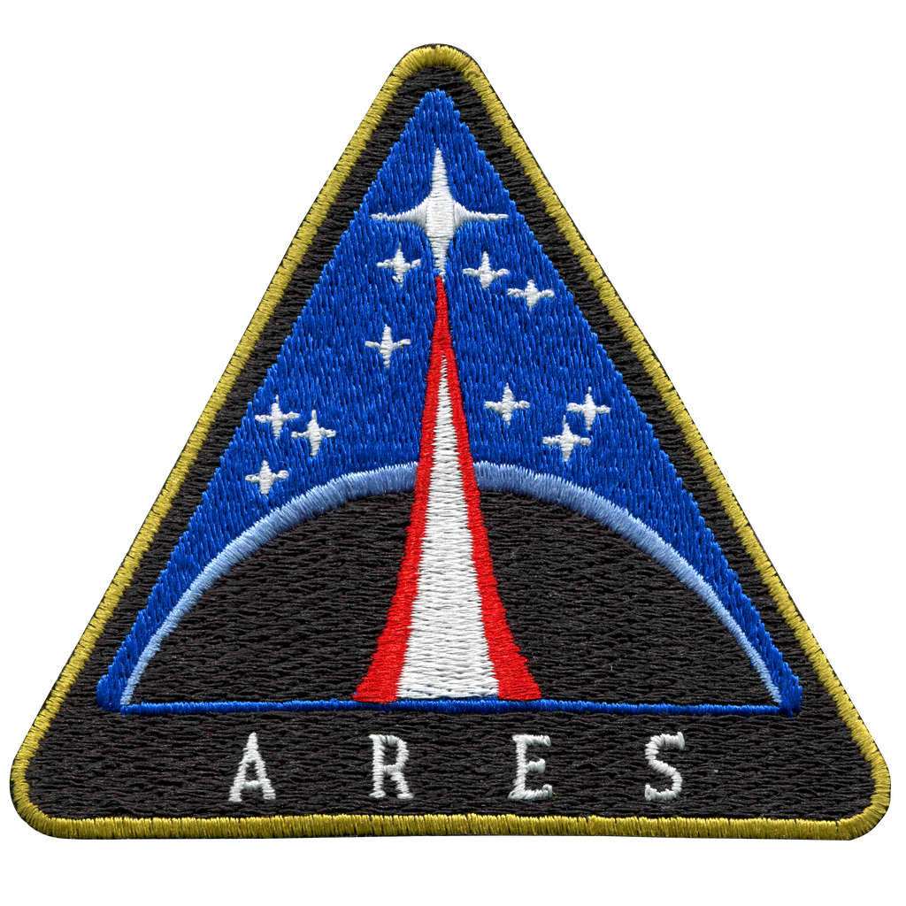 Ares - Space Patches