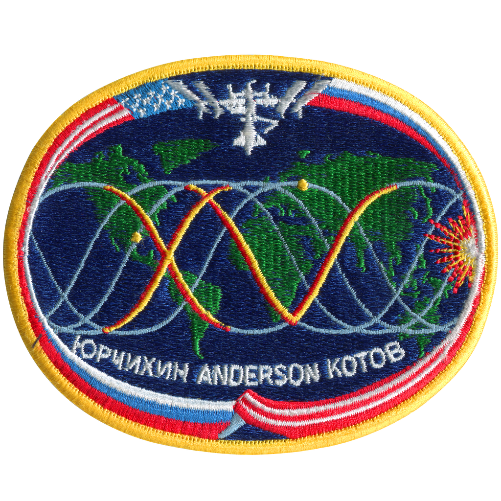Expedition 15 (Second Crew) - Space Patches