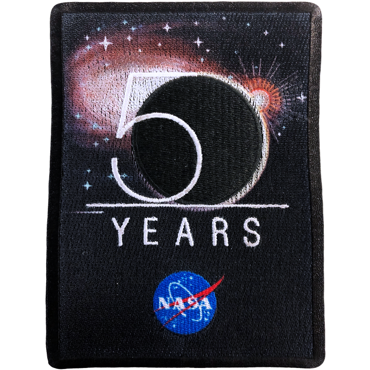 NASA 50th Anniversary v2 - Space Patches