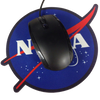 Vector Mousepad - Space Patches
